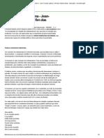 Filosofia Pós-moderna - Jean-François Lyotard_ O Fim Das Metanarrativas - Educação - UOL Educação