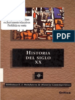 HOBSBAWM-SigloXXCapXII