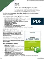 Curso Android_ Todo Lo Que Necesitas Para Empezar