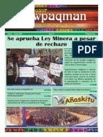 Revista Conosur Ñawpaqman 151