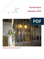 Newsletter Summer 2014