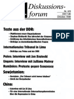 1989-10 Ost-West-Diskussionsforum Nr 8-9