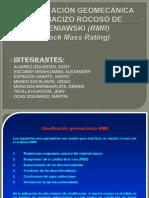 Clasificación Geomecánica Del Macizo Rocoso de Bieniawski (