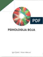Psihologija Boja