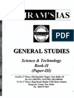 Sriram Notes for General studies