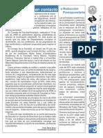 Notas Ingenieria No 5 Abril 2009
