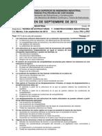 Ex TEyCI Sept2013 Enunciados Examen