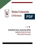 01 MTCWE Wireless Fundamentals
