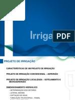 IrrigaCAD-Apresentação Projeto Irrigação