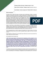 Tablighi Jamaat - Teachings of Shirk in the book - Fazail Amaal Part 2