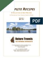 Trangia Camping Recipes