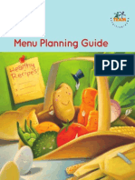 Menu Planning Guide Web