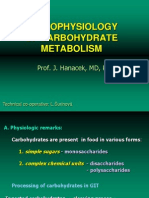 pathophysiology of Carbohydrates Metabolism