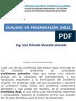 Ppt-dual en Programacion Lineal