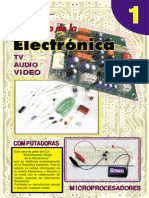 Mundo de La Electronica 1