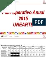 Presentación POAI 2015