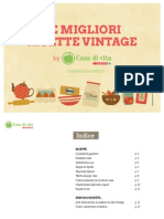 Ricettario Vintage Casadivita