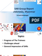 SAR Group Report Indonesia, Malaysia