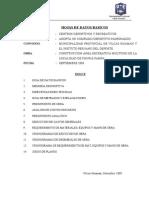 Memoria Desc. Losa Churia Pampa