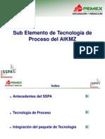 Presentación de Procedimiento de Tecnologia de Proceso