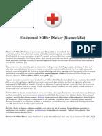 Sindromul Miller Lisencefalia