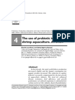Use of Probiotic in Fish and Shrimp Aquaculture_A Review, 2009