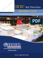 El AEIOU Del Derecho Procesal Civil