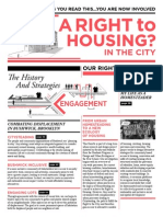 A RIGHT to Housing? in the city