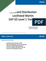3 SAP SD Level-1 Training