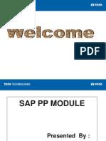 6_SAP_PP Level I Training