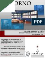Entorno Politico - Sep. 2012