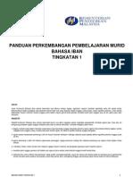Pppm Bahasa Iban Tingkatan 1