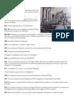 Historia Del Trabajo en Chile