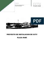 Proyecto de Instalacion de Cctv