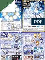 Snow Miku 2014 Perfect Guide