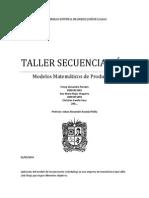Informe Taller 4