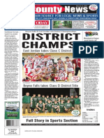 Charlevoix County News -March 13, 2014