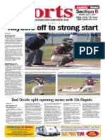 Charlevoix County News - Section B - April 17, 2014