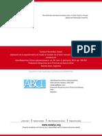 Aplicación de La Espectrometría de Masas en Tandem en El Tamiz Neonatal de Los Errores Innatos Del m