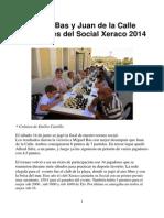 Cronica Final Social Xeraco 2014