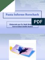 Clase 10 Pauta Informe Rorschach RWA 2014 (1)
