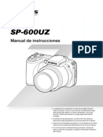 SP-600UZ Manual de Instrucciones ES