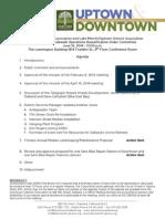 SOBO Meeting June 18, 2014 Agenda Packet