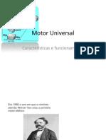 Motor Universal Power Point