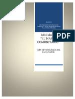 MAPEO COMUNITARIO