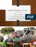 equine therapy az inc power point3