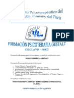 Informacion Participantes Gestalt
