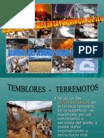 Desastres en La Provincia de Ilo