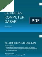 Jaringan Komputer Dasar 2