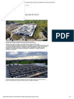 Maior Hospital Movido a Energia Solar Fotovoltaica Do Mundo _ Energia Pura